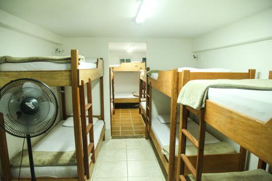 Hostel Braz : Quarto Coletivo Guaratiba