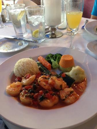 Gemmell's: Shrimp Provencale