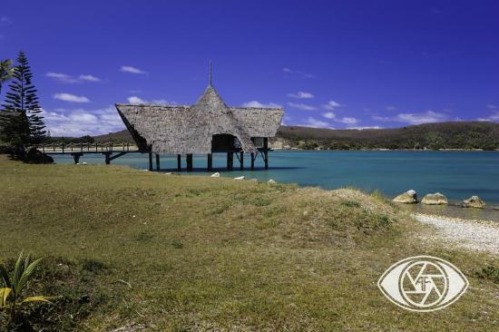 Kuendu Beach Resort: la chapelle