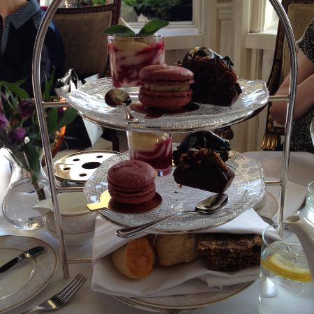 The shelbourne afternoon tea price