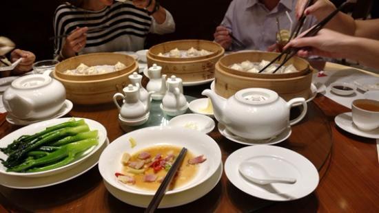 Din Tai Fung (Nanjing West Road): Refeição