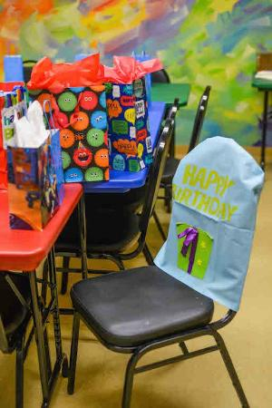 Cafe O'Play: Best birthday parties in town!