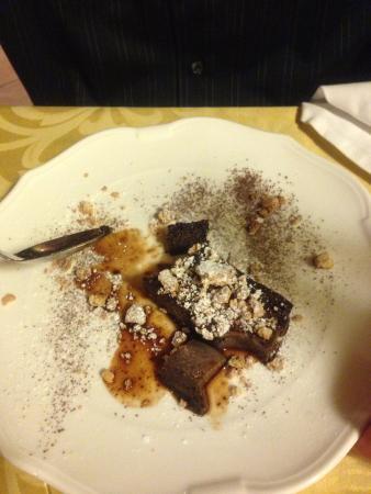 San Martino Alfieri, İtalya: десерт