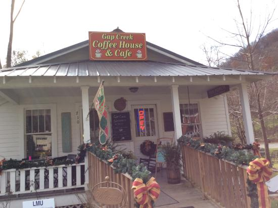 Cumberland Gap, TN: Gap Creek Coffee House