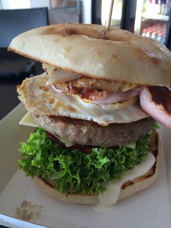 Pulp Kitchen: The Big Kahuna Burger
