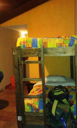 Rossco Backpackers Hostel : Hab cuadruple