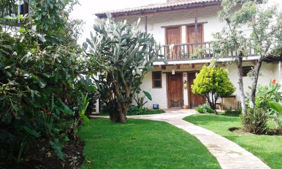 Rossco Backpackers Hostel: Parque