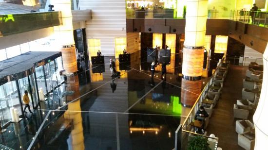 The Westin Beijing Chaoyang: lobby