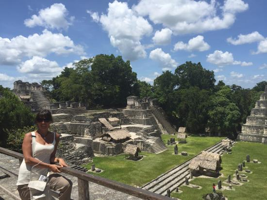 Tikal National Park Campground: Simplemente hay que ir....