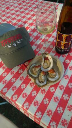 Cardinal Point Vineyard and Winery: From the Nov Oyster Festival