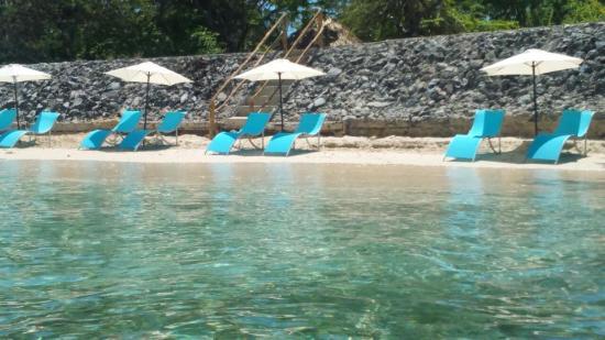Isla Grande, Colombia: La Playa