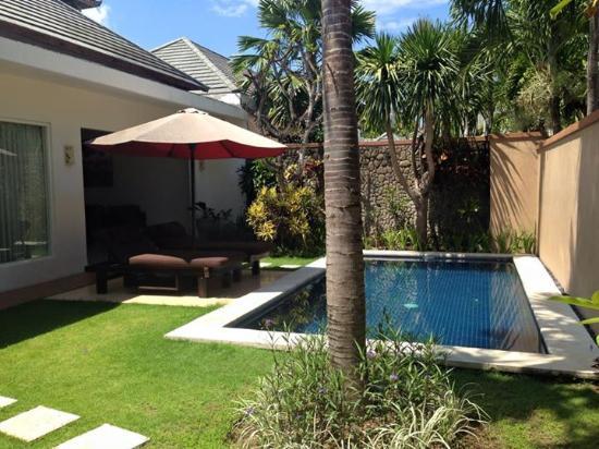 Bali Yubi Villa: Amazing pool!
