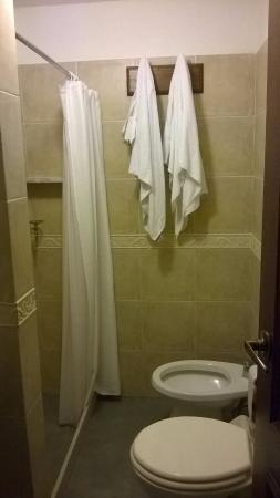 Howard Johnson Inn Washington DC: Baño