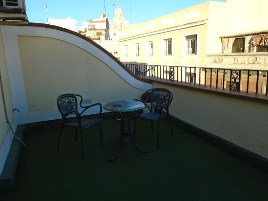 BEST WESTERN Carlos V: Balcony