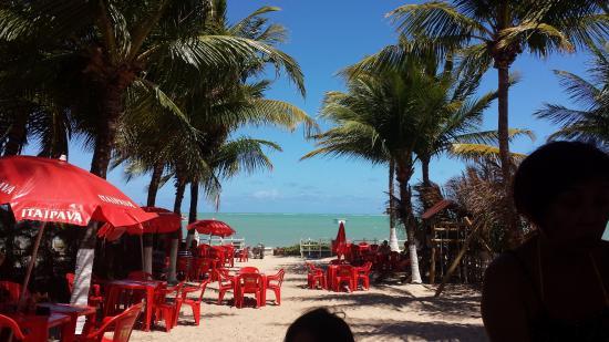 Areia Vermelha Bar