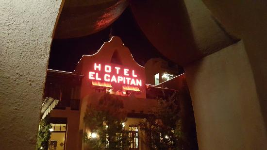 Hotel El Capitan: 20151129_185259_large.jpg