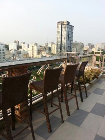 Blue Sky Restaurant/ Elios Hotel