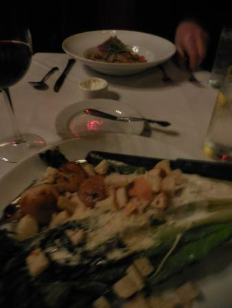 The Belvedere Inn : Two enjoyable dinners.