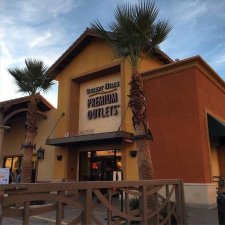 Desert hills premium outlets discount coupons