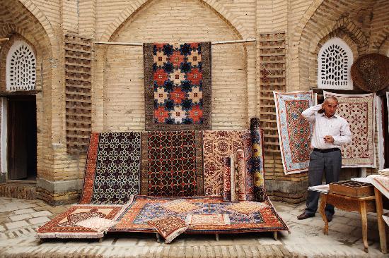 Khiva Silk Worshop