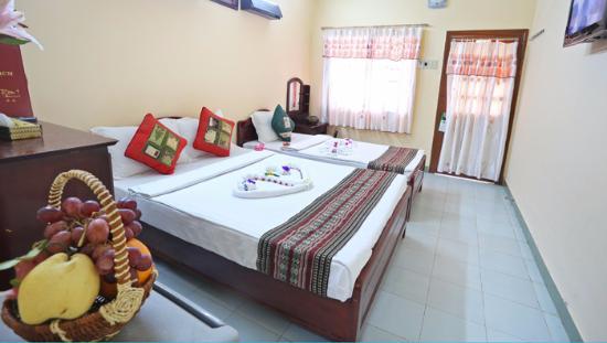Hon Rom 1 Resort: Phòng khách