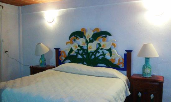 Hotel Spa Mi Pueblito: Habitacion con jacuzzi