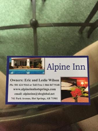 Alpine Inn: photo4.jpg