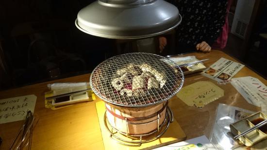 Grilled Beef Kakumei