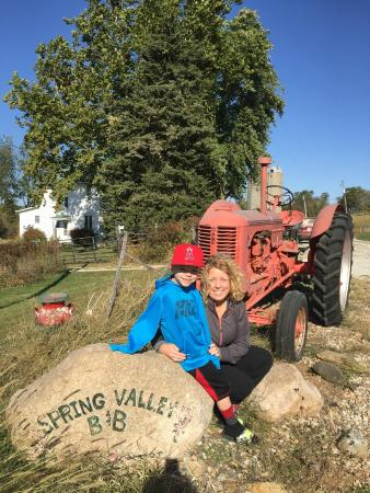 Knoxville, IA : Spring Valley Bed and Breakfast