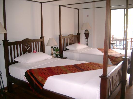 Royal Lanta Resort and Spa: Pool View Suite