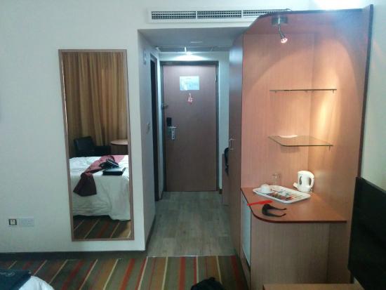 Alisa Hotels North Ridge: View to the door