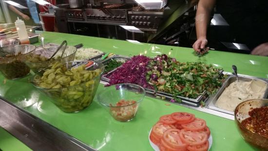 Tel Aviv Glatt Kosher Grill, Los Angeles - Restaurant Reviews ...