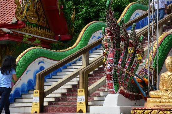 Bophut, Tailândia: Big Buddha Temple