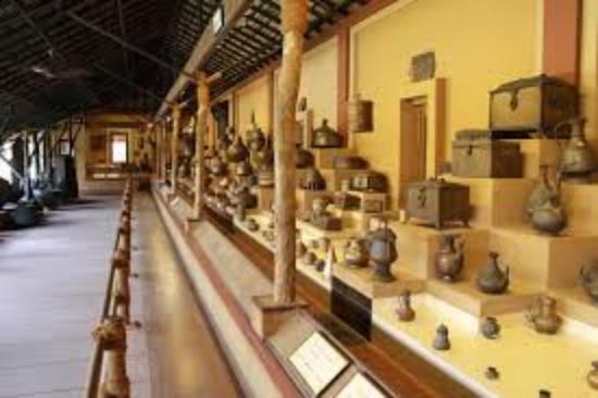 Utensils Museum: vechaar museum