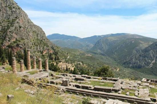 Delphi Ruins - Picture of Delphi Ruins, Delphi - TripAdvisor