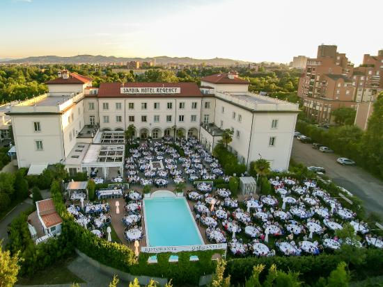Savoia Regency Hotel Bologna Italy