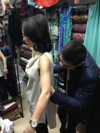 Shopping Tours Shanghai-Day Tour: Impeccable Tailoring