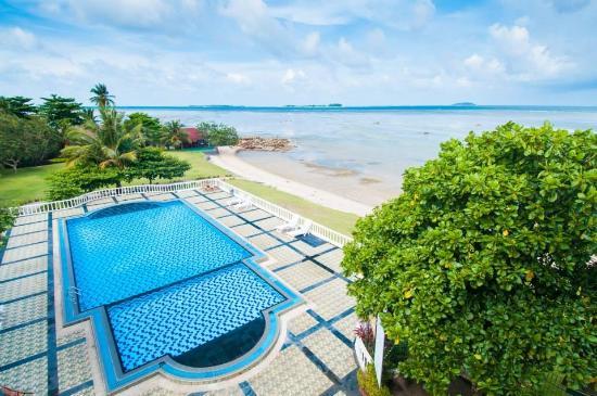 Bintan Agro Beach Resort Pool