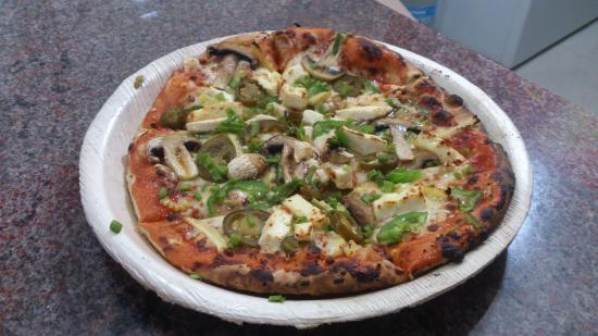 Sadananda's Wood Fired Pizzas