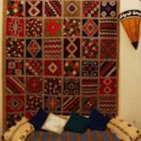 Dar El Qdima : salon