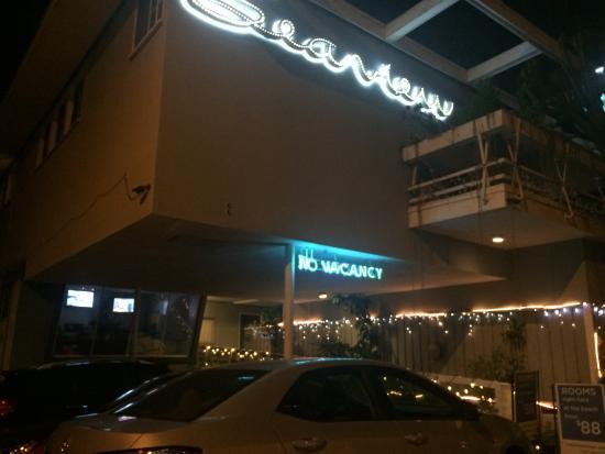 Seaview Hotel: エントランス