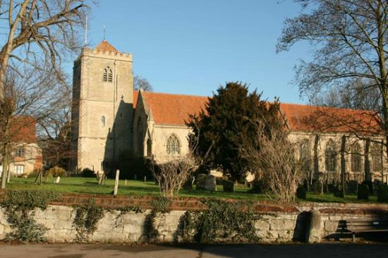 Dorchester-on-Thames, UK: Dorchester Abbey