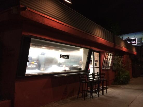 Super 8 Los Angeles Downtown: 最寄りのメキシカンレストラン