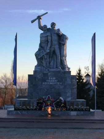 Monument to Fallen Soldiers