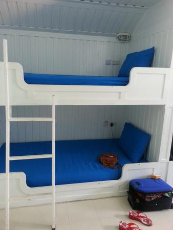 Samui Hostel: My bed