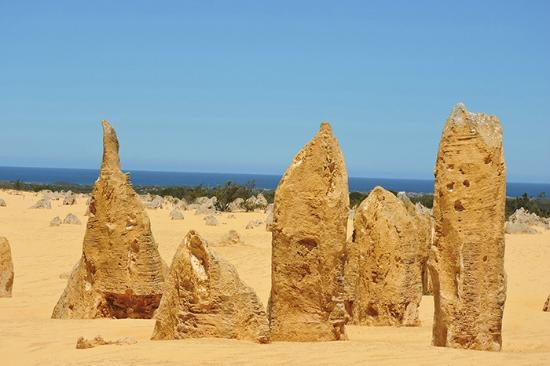 Subiaco, Australia: Pinnacles Nambung National Park
