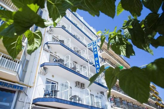 Port Mar Blau : Fachada