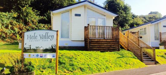 Hele Valley Holiday Park : Hele Valley