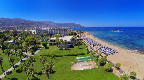 Sirens Hotels Beach And Village  Malia  Griekenland