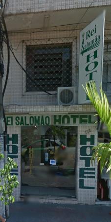 Rei Salomao Hotel : frente